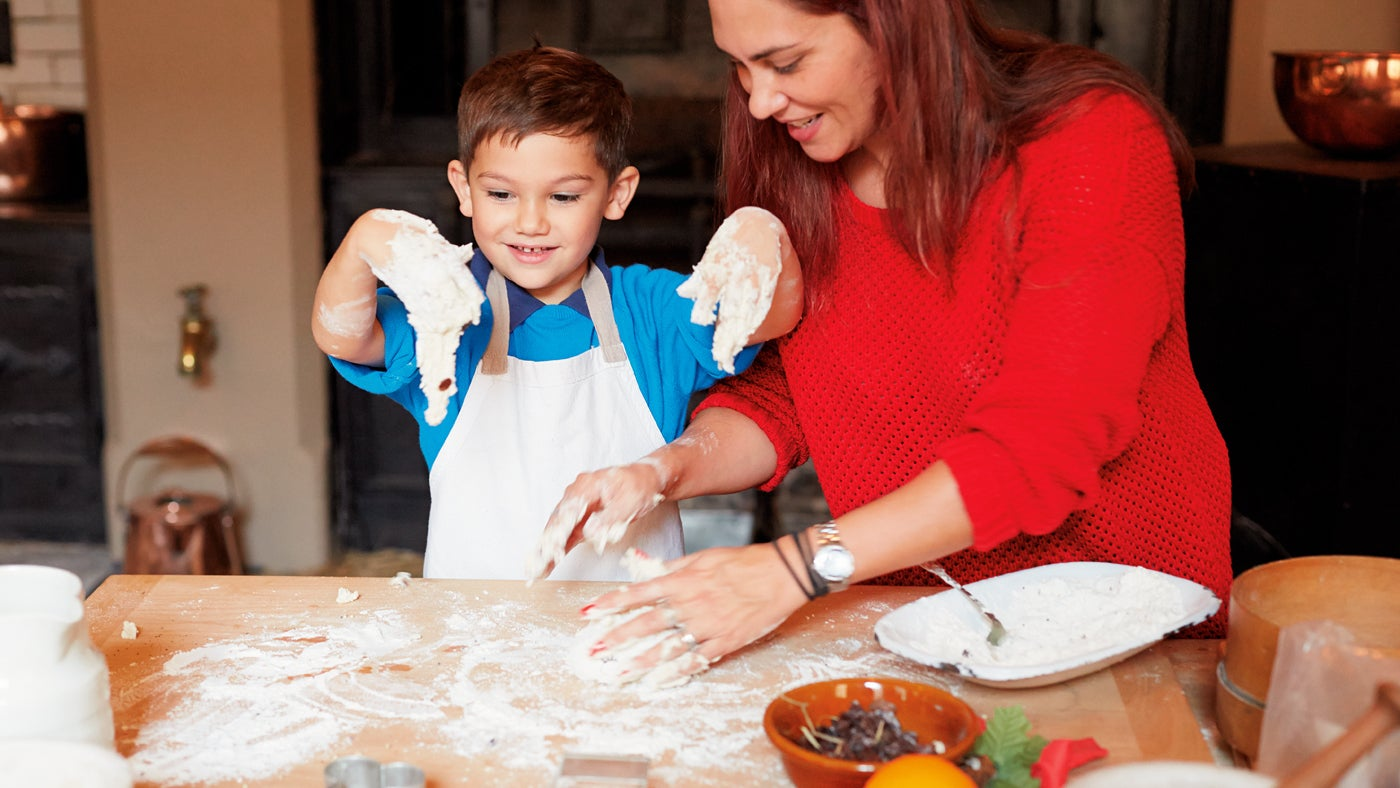 Three Easy Christmas Baking Recipes For Kids National Trust