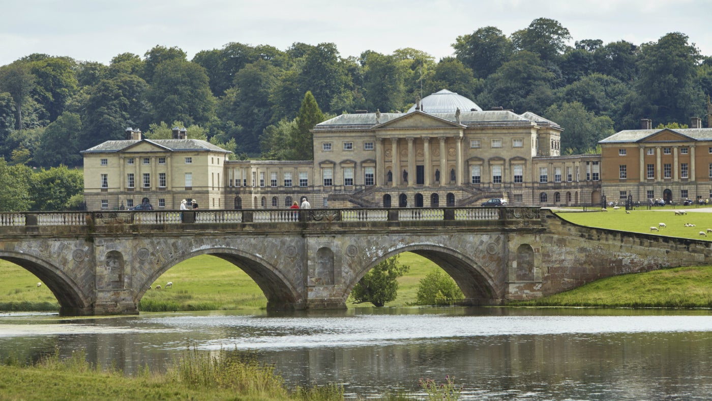 Explore Kedleston Hall From Rome To India National Trust