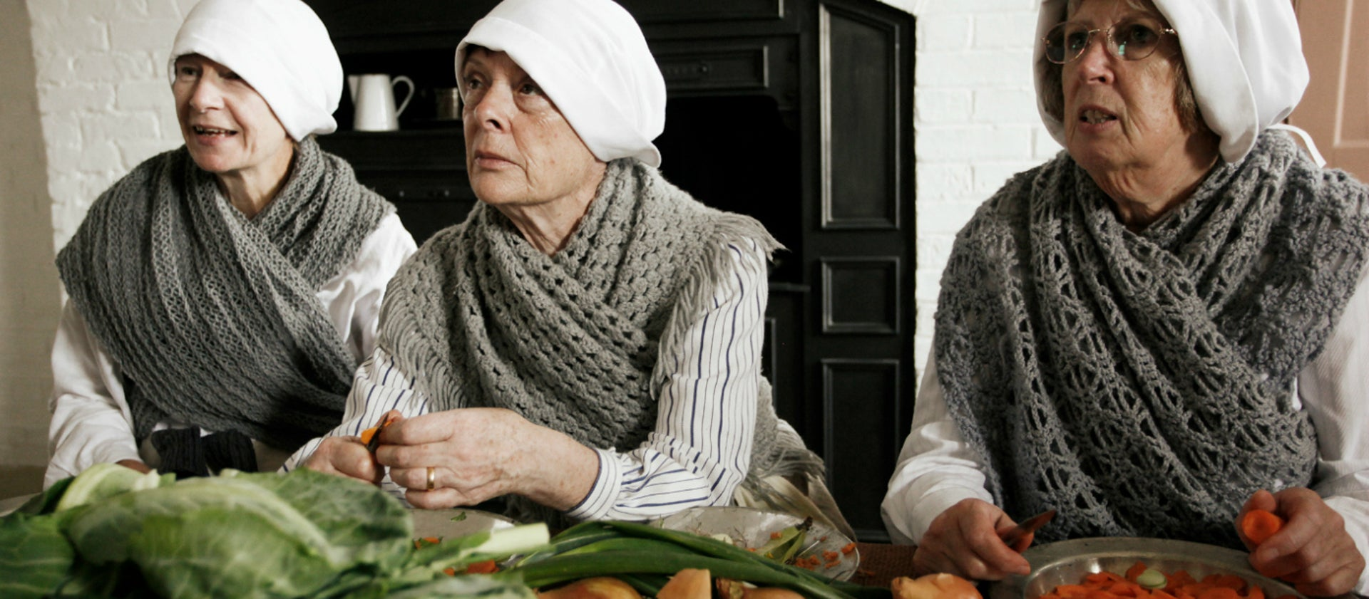 Storytellers from The Workhouse | National Trust
