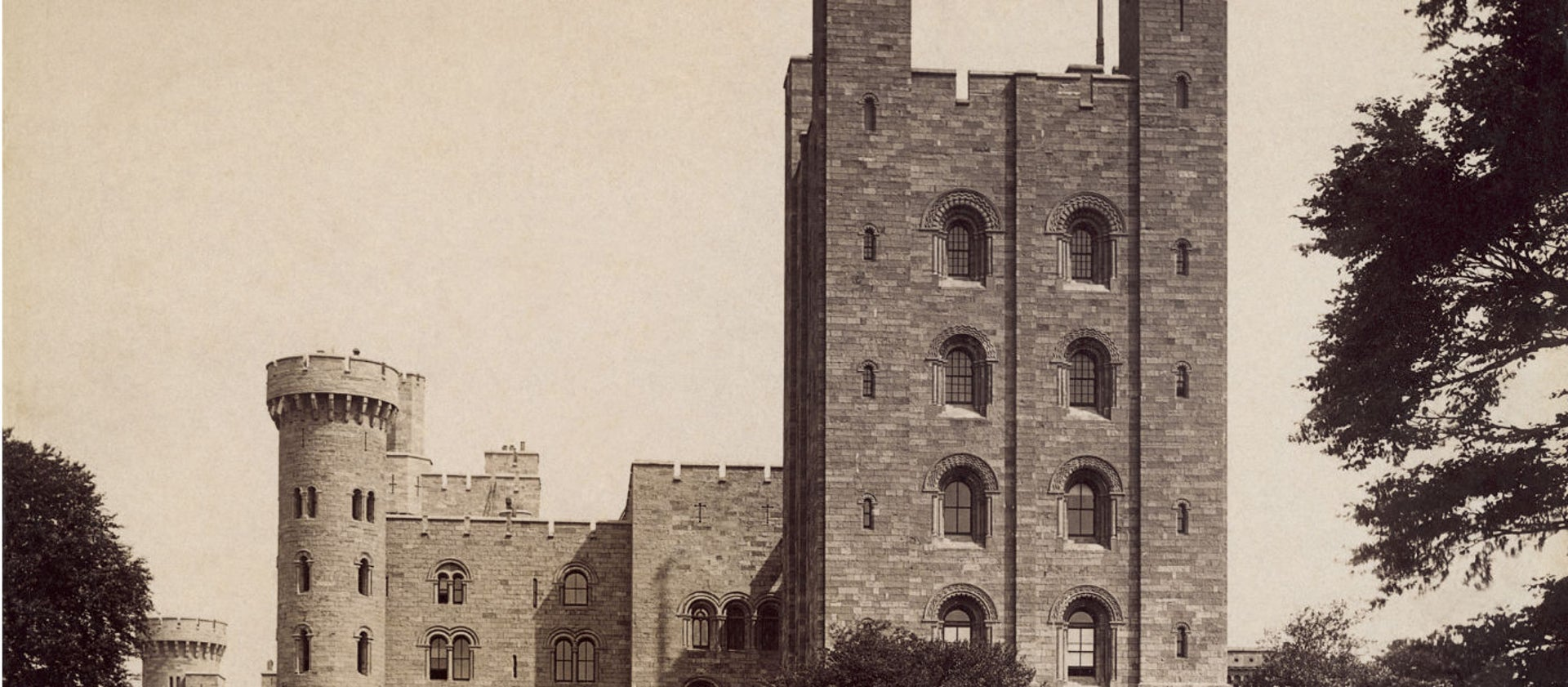 A brief history of Penrhyn Castle | National Trust