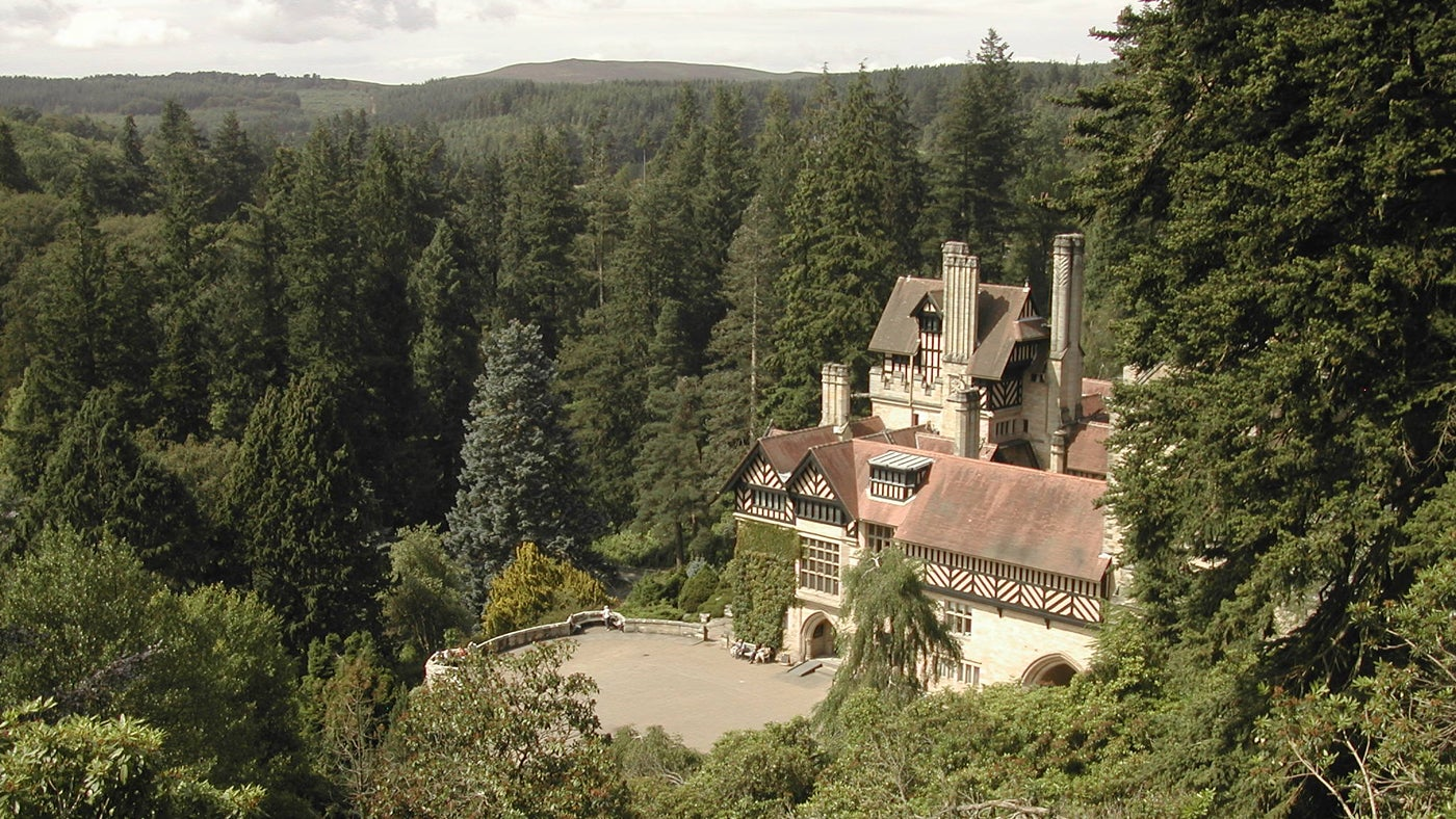 Cragside House, Northumberland