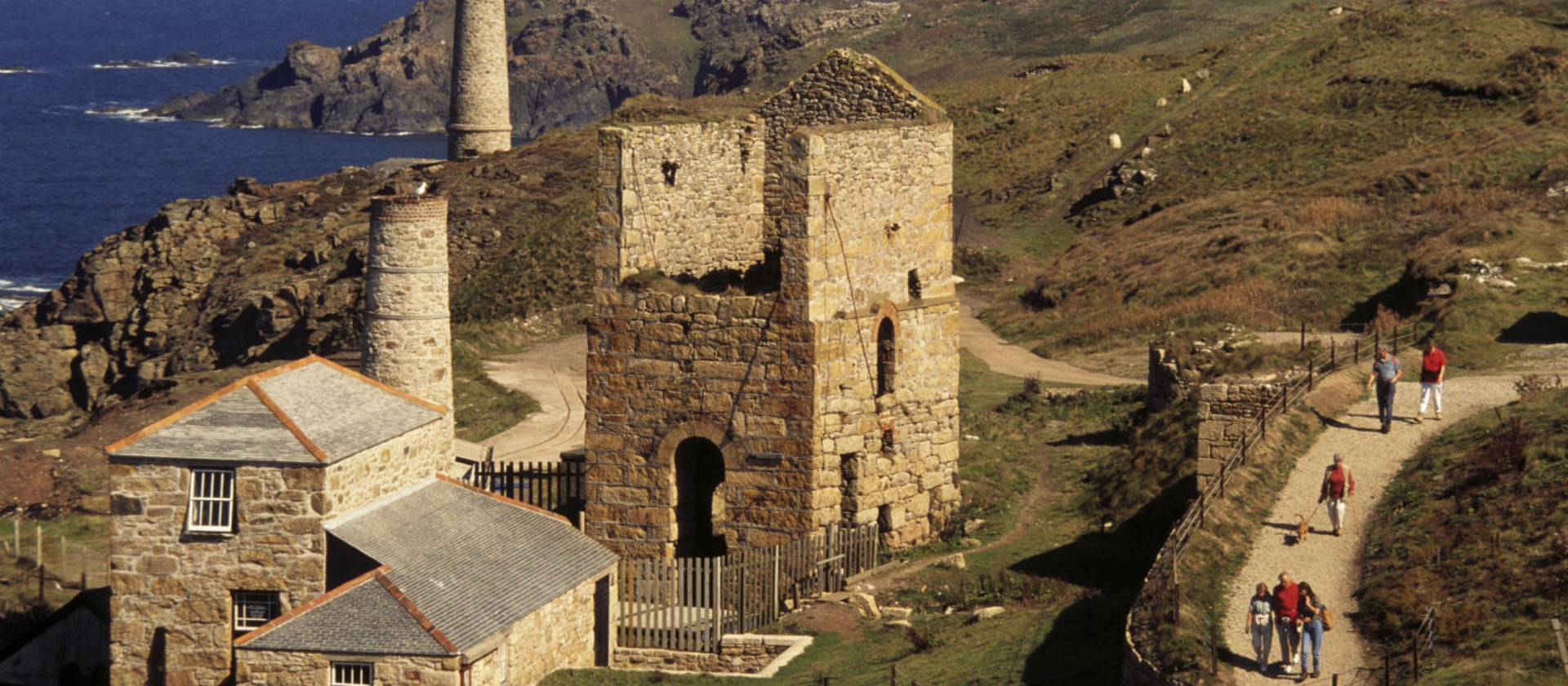 A brief history of Levant Mine | National Trust