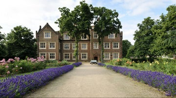 Eastbury Manor House, an Elizabethan gentry house. It is one of London's hidden architectural gems.