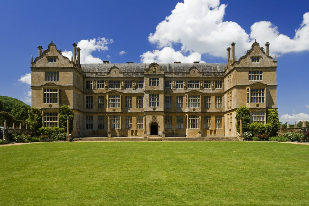 Explore Montacute House National Trust