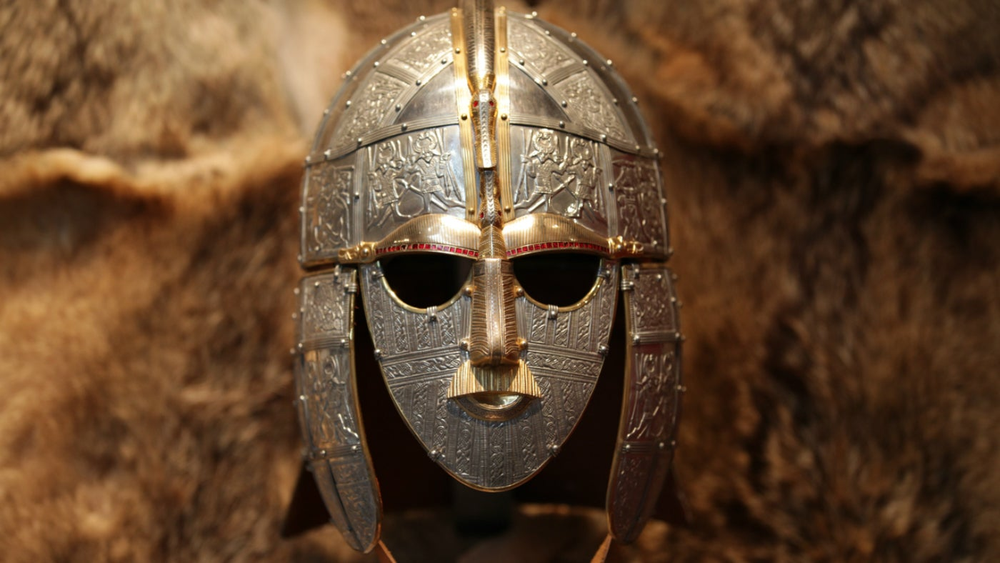 Image result for sutton hoo