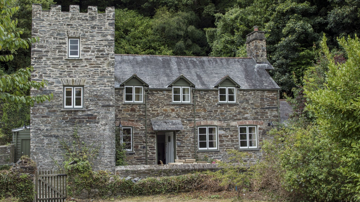 Holiday Cottages At Cotehele National Trust