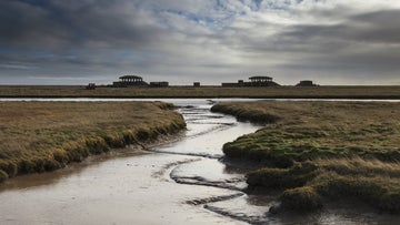 Stony Ditch Orford Ness
