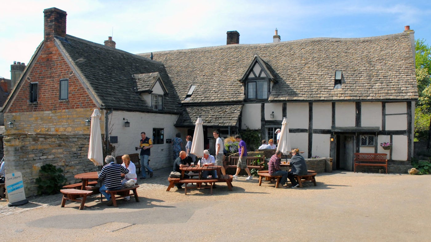 The Fleece Inn