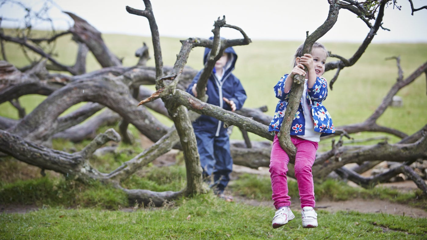 Knole Park is a favourite with families all year round