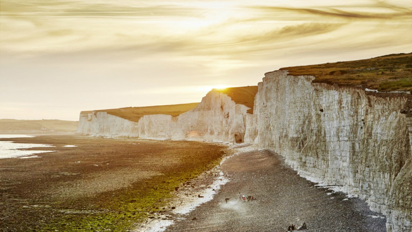 Birling Gap And The Seven Sisters National Trust