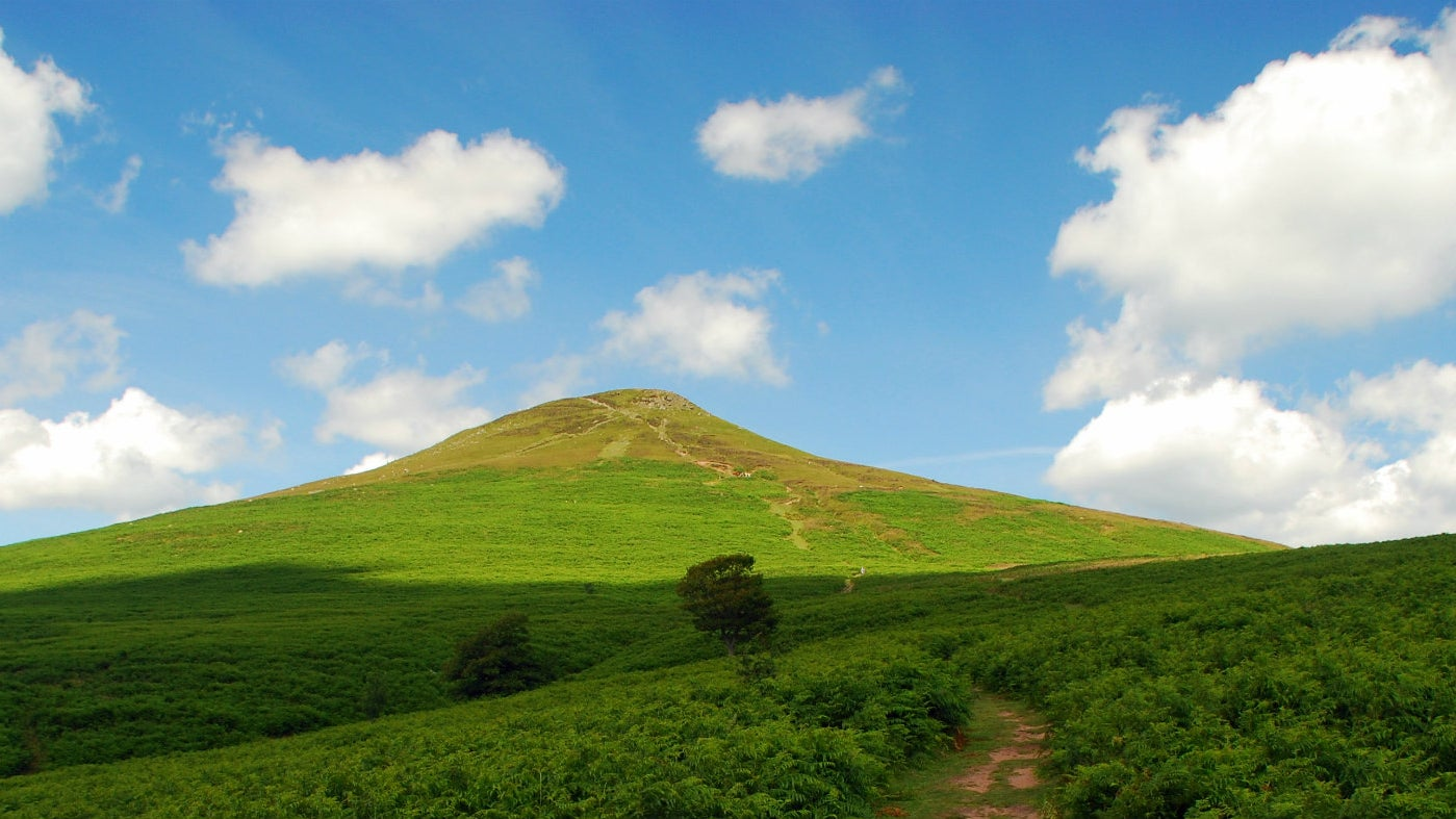 The Sugar Loaf, Monmouthshire