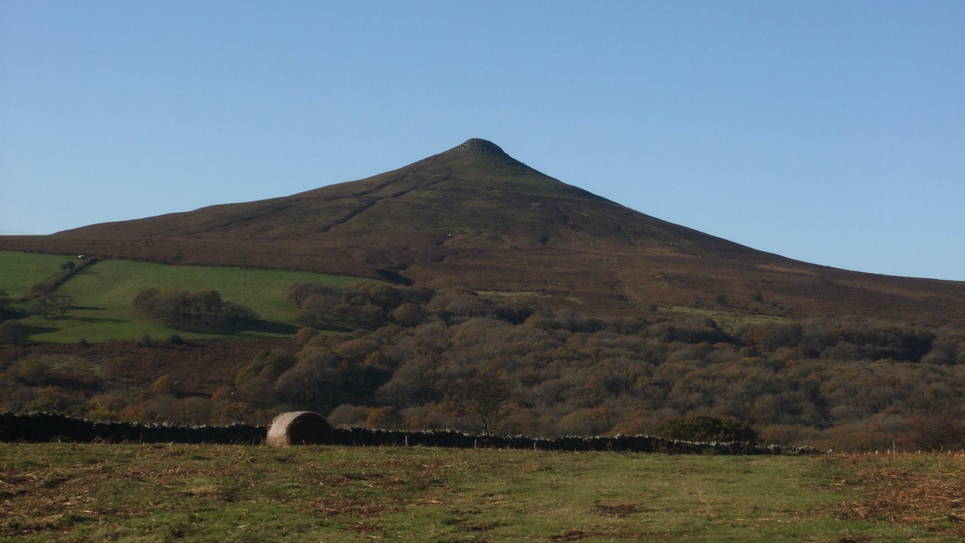 Image result for sugar loaf mountain abergavenny