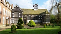 Rufford Old Hall, Lancashire Tudor Great Hall