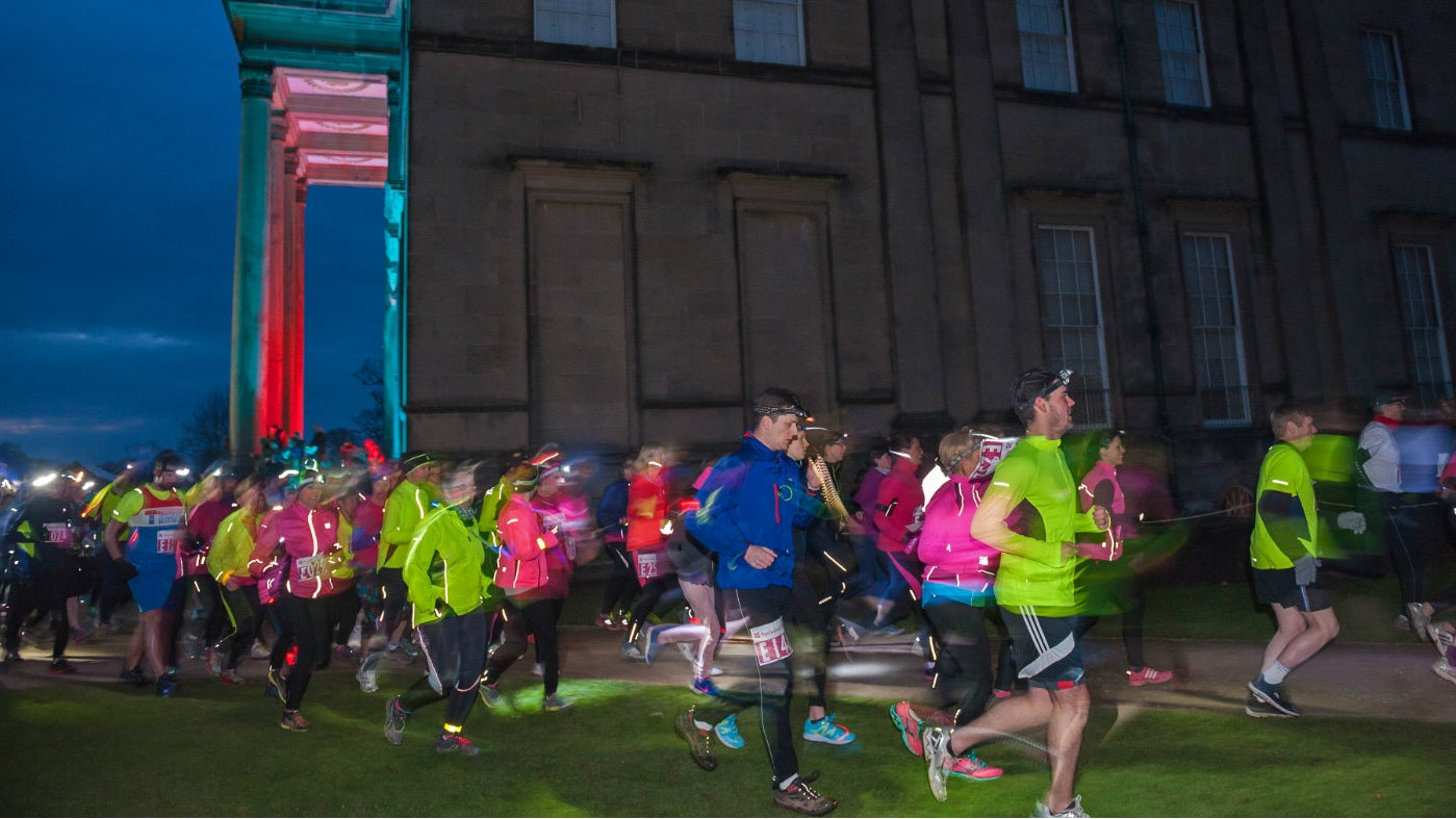 Attingham Park night runners