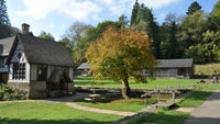 Victorian Lodge at Chedworth Roman Villa, Gloucestershire