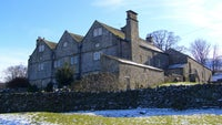 Braithwaite Hall in the Yorkshire Dales
