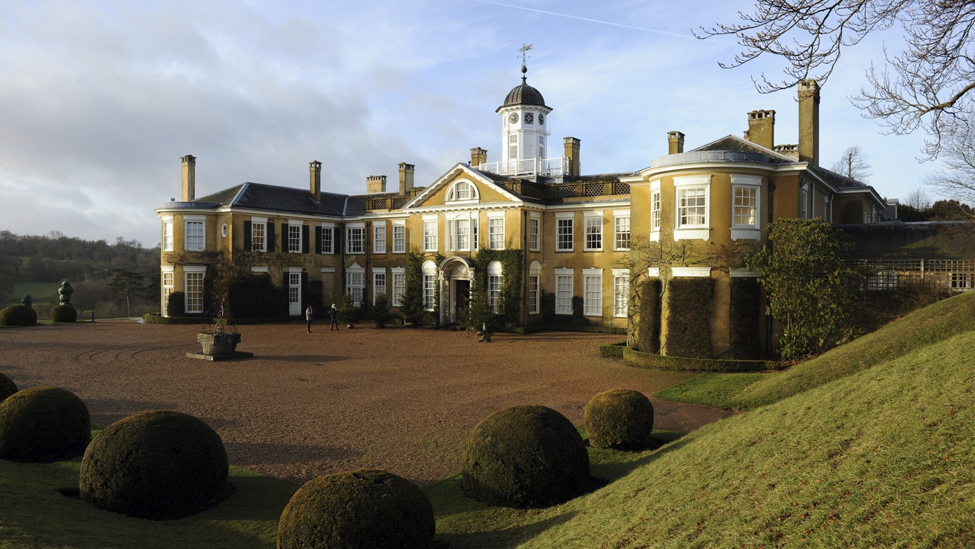 Houses And Unusual Buildings In Surrey National Trust