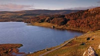 Autumn at Malham Tarn in the Yorkshire Dales