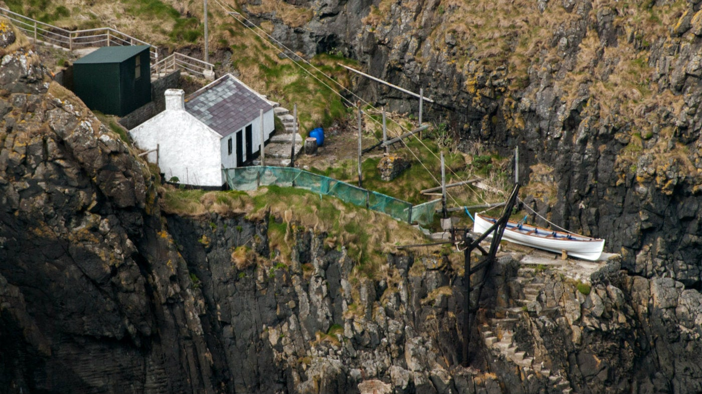 Fishing Heritage Preserved At Carrick A Rede National Trust