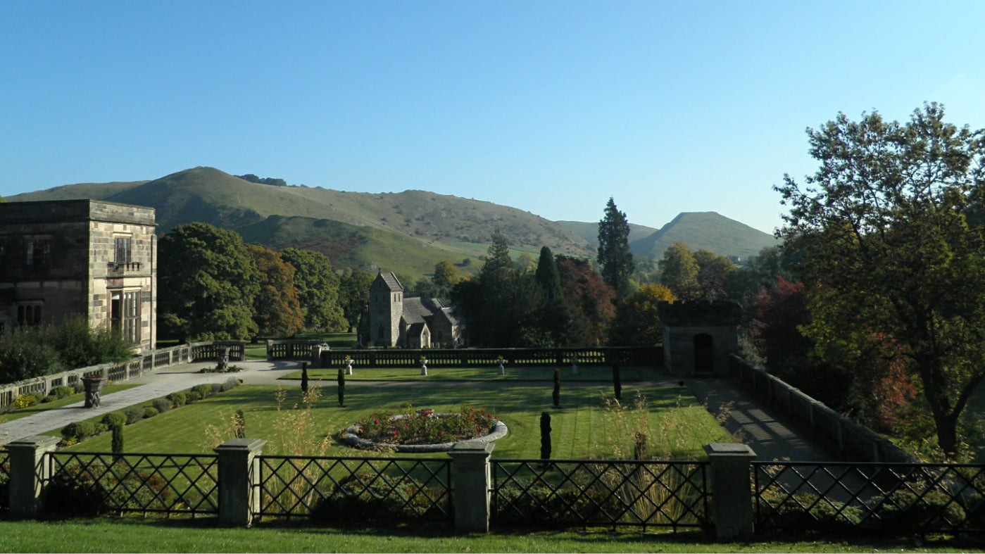 Autumn at Ilam Park