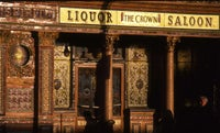 Crown Bar Belfast Liquor saloon