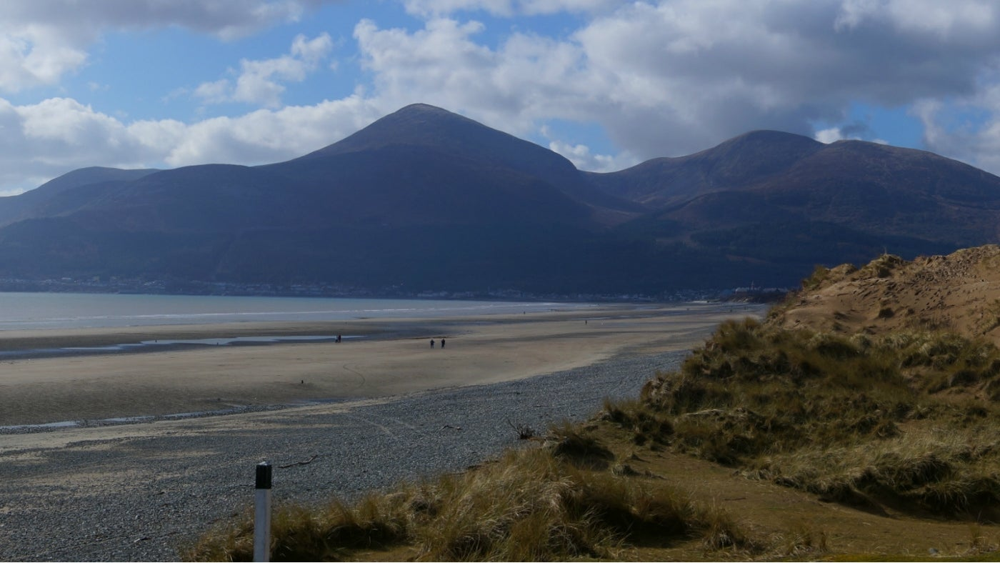 The Mournes, Murlough, National Trust