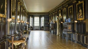 The Long Gallery at Ham House, Richmond