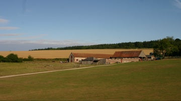 Gumber Farm and Gumber Bothy