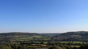 Views from Little Solsbury Hill