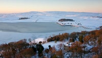 Malham Tarn on a glorious winter day