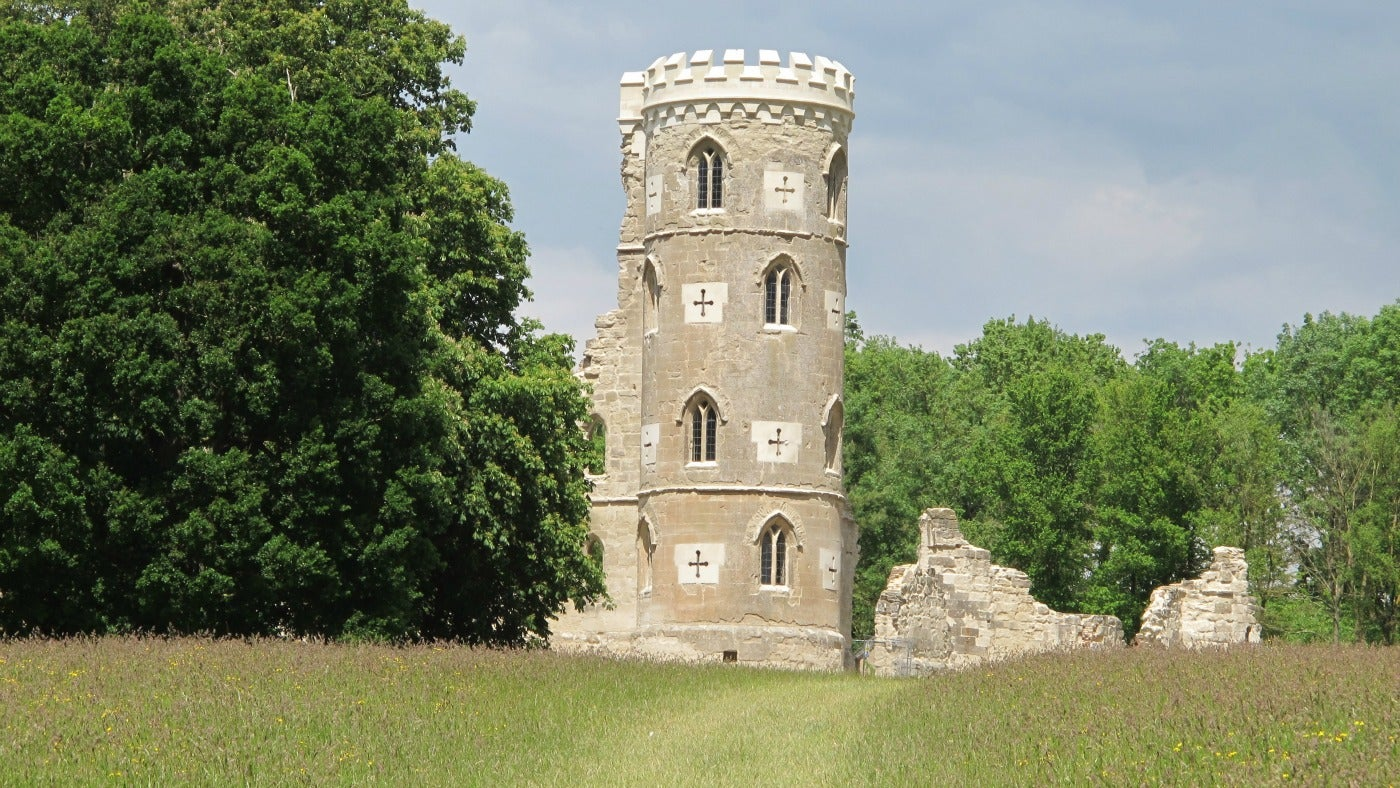 Wimpole Folly/Gothic Tower
