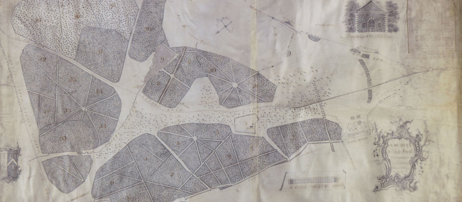A history through maps | National Trust