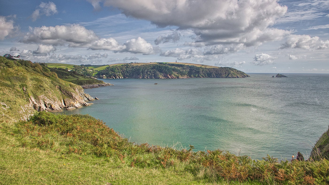 There is a wonderful circular walk around Little Dartmouth