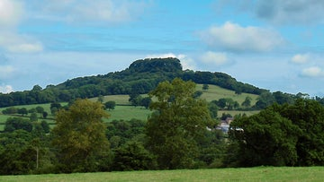Dumpdon Hill is an Iron Age Hill Fort near Honiton in Devon