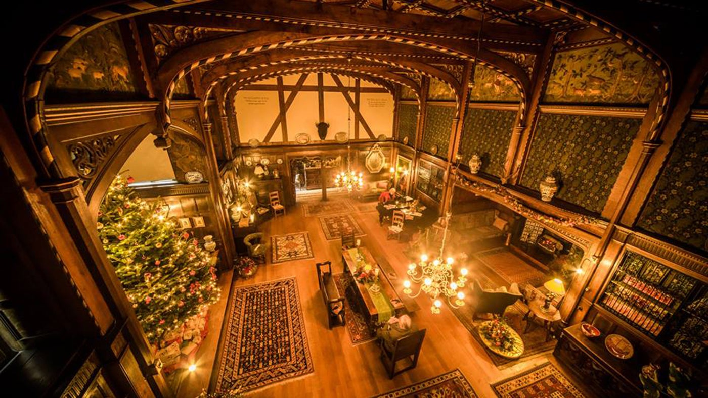 Christmas in and around Shropshire | National Trust