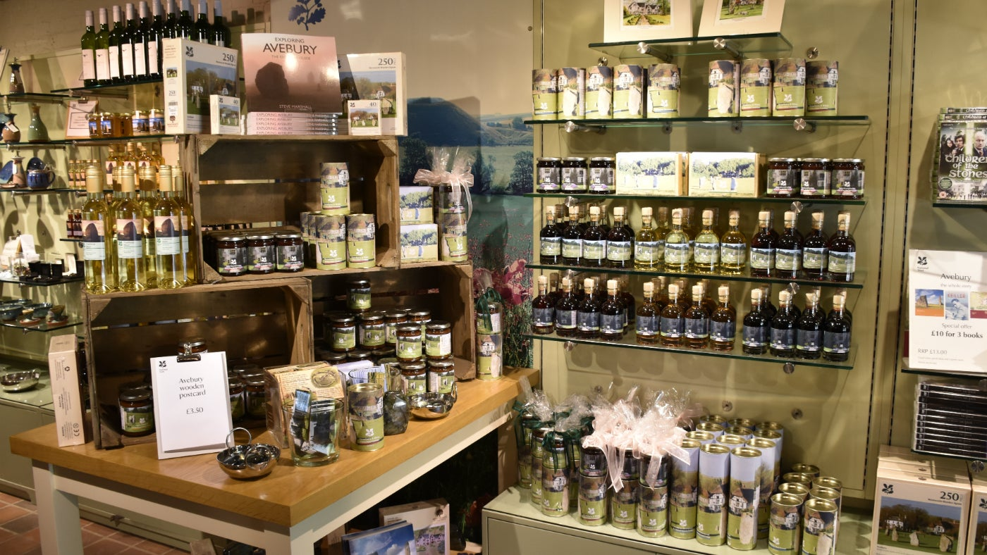 National Trust Shop At Avebury