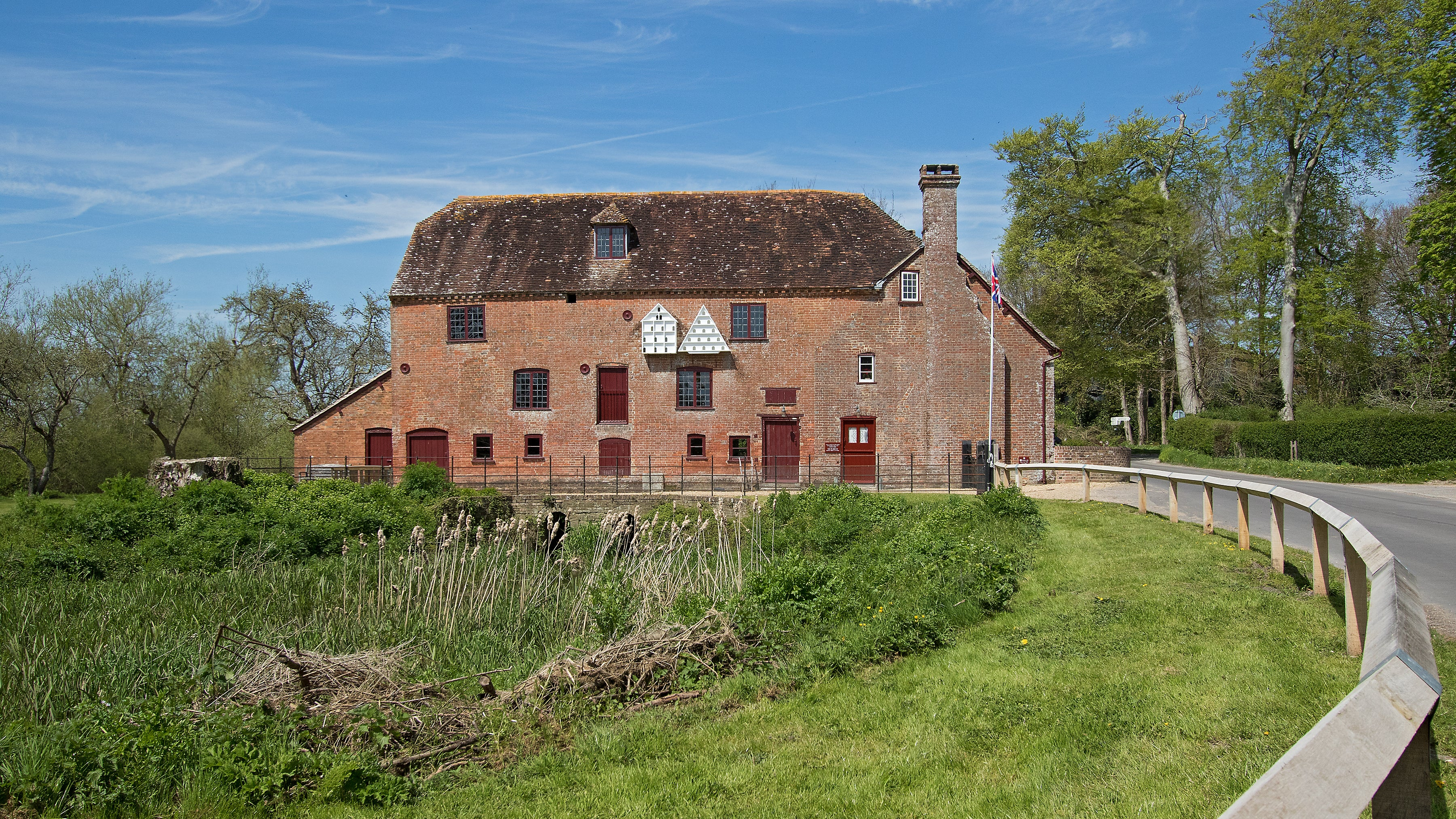 White Mill on the Kingston Lacy estate