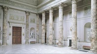The Marble Hall at Kedleston Hall, Derbyshire