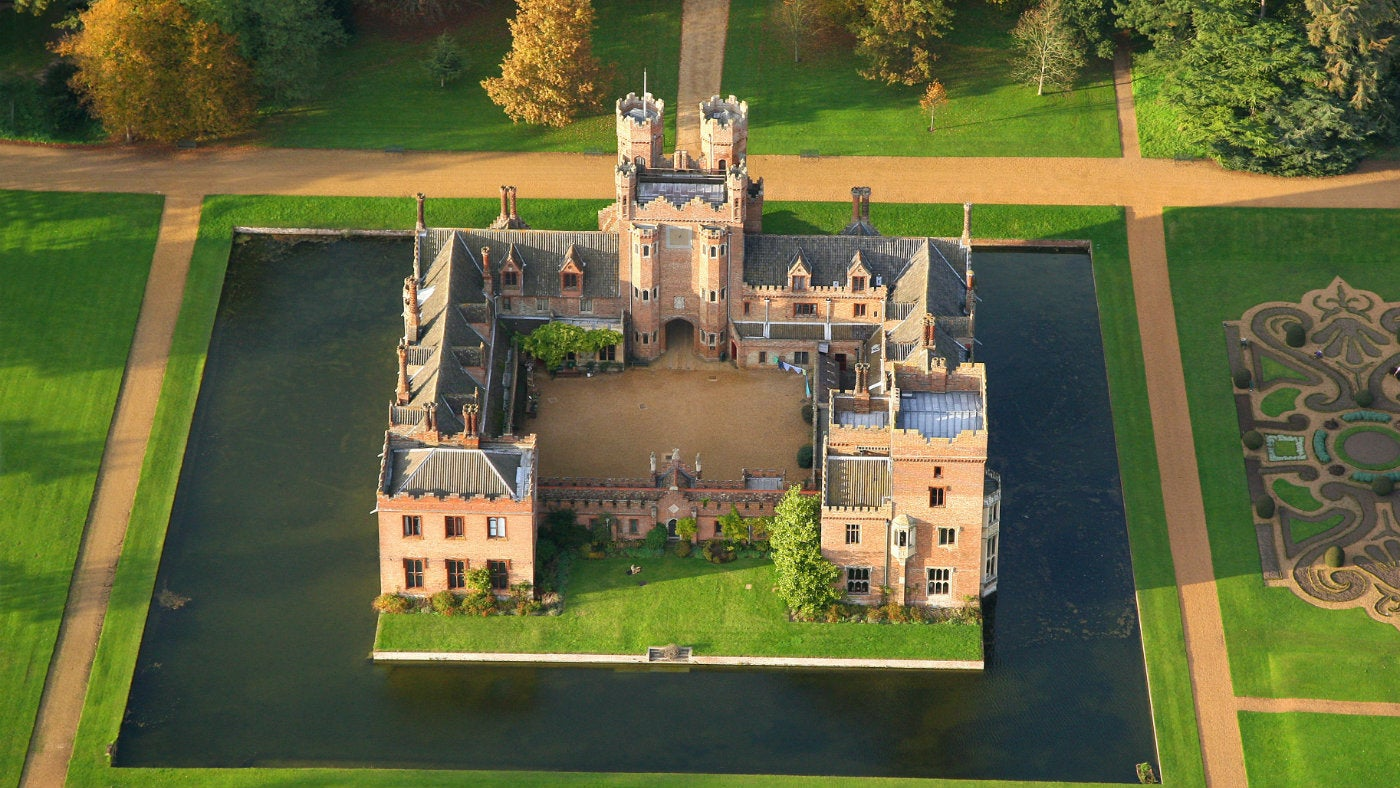 History Of Oxburgh Hall National Trust