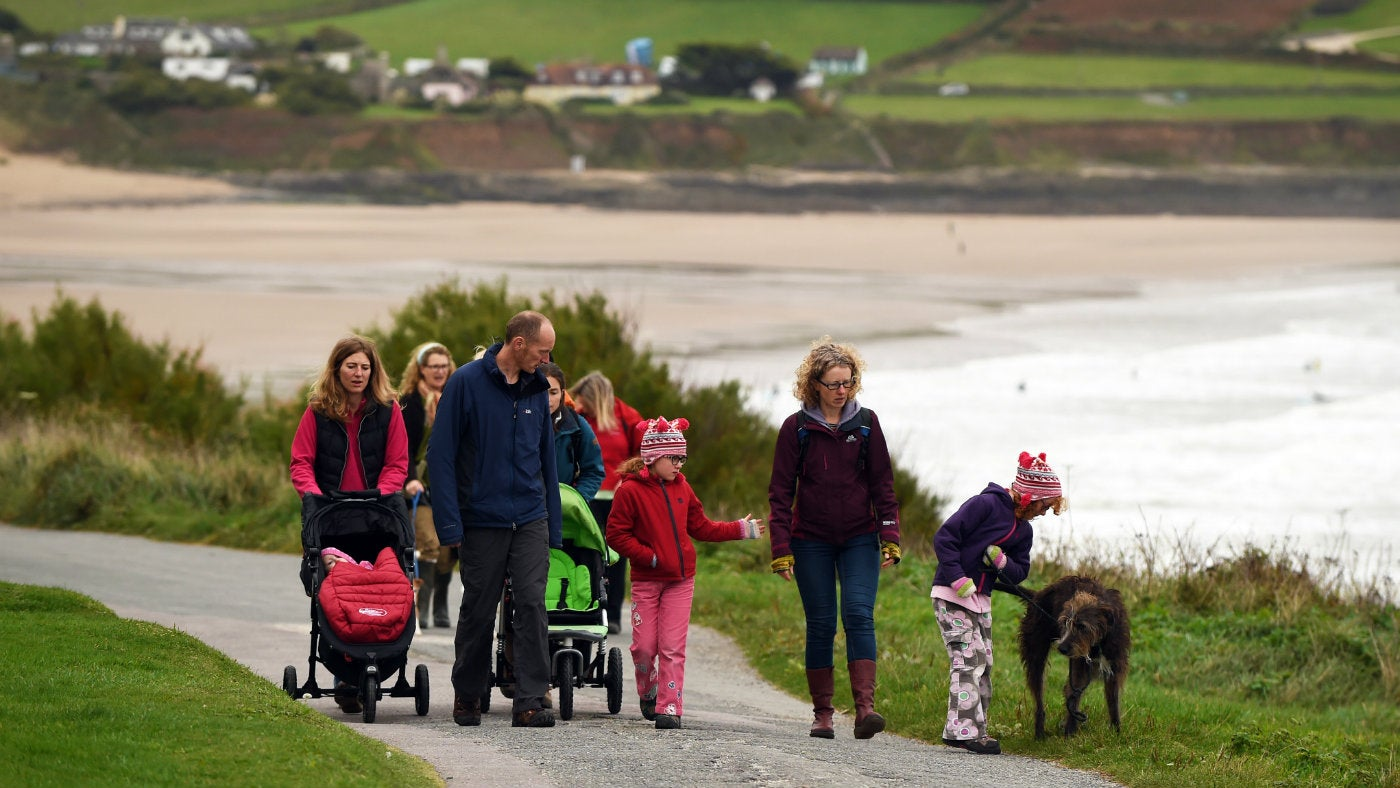 If you're looking for a route that will suit walkers of all ages and abilities, here are some of our favourite