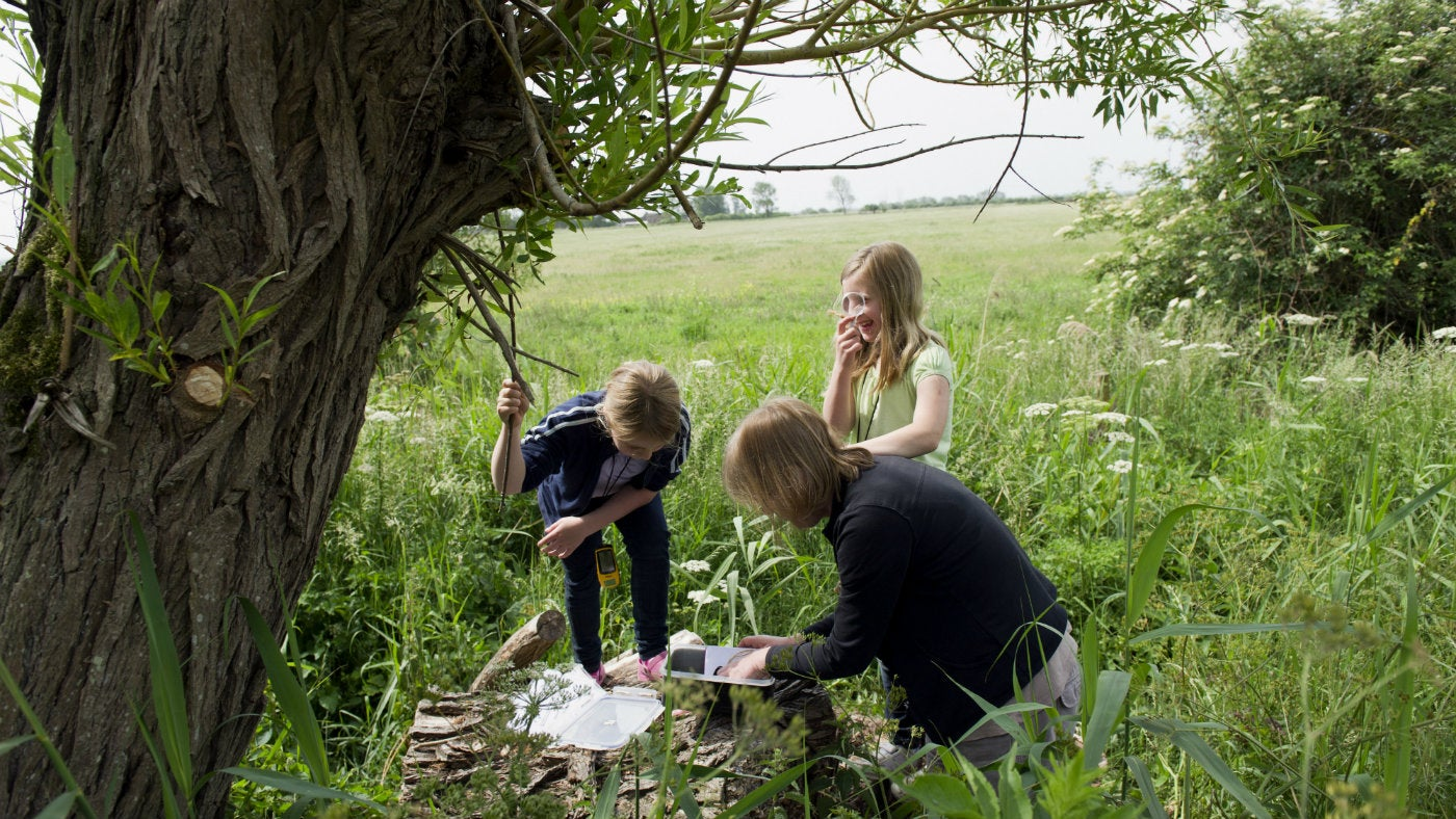 GEOCACHING - A world wide treasure hunt for everyone