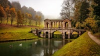 Prior Park in autumnal colours