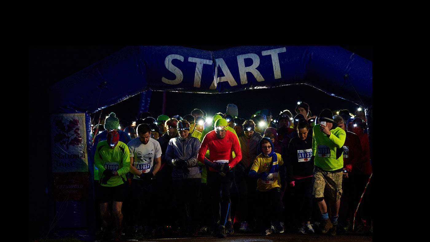 Join us for a Night Run | National Trust