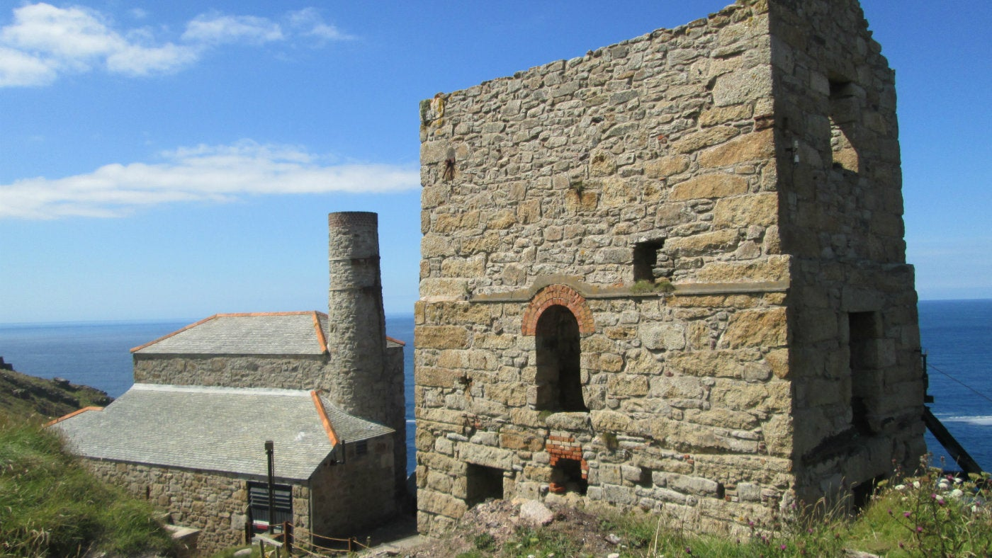 Beam and pumping engine houses, Levant