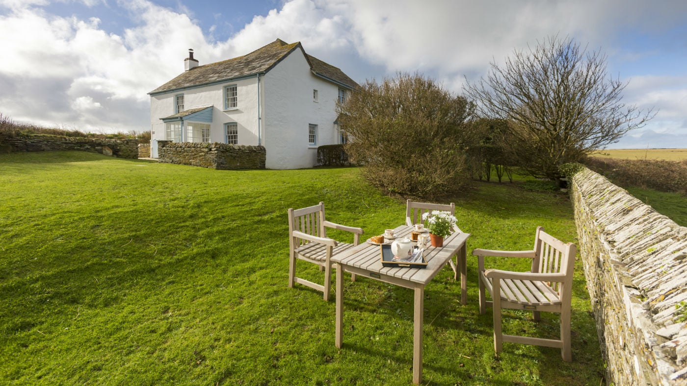 Holiday Cottages In Padstow National Trust