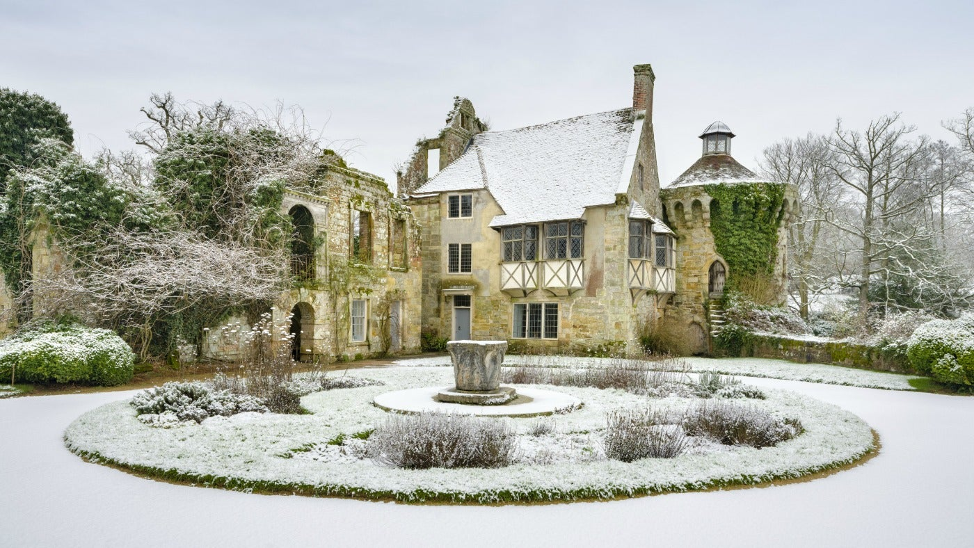 Scotney Castle - Castles, Palaces and Fortresses