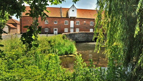 Exterior view of Watermill Apartment, Burnham-Overy-Staithe, Norfolk