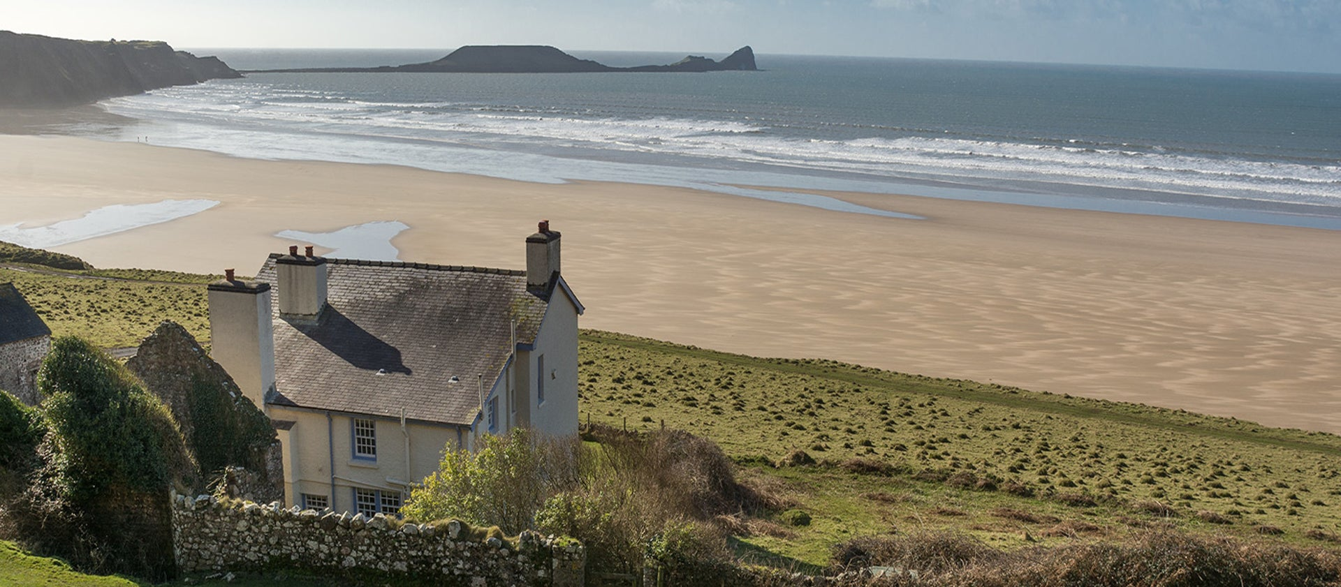 Prime Coastal And Sea View Holiday Cottages Uk National Trust Beutiful Home Inspiration Aditmahrainfo