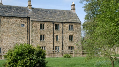 The exterior of 6 High Hazels, nr Chesterfield, Derbyshire