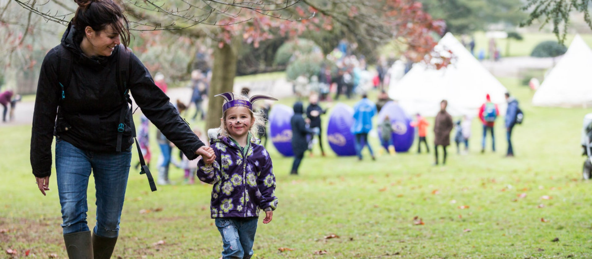 Cadburys Easter Egg Hunt